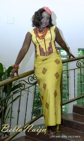 SUBIRA WAHURE: BE INSPIRED;FROM NIGERIAN TRADITIONAL WEDDING AND