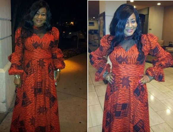 More Pictures of Nollywood Actress Ngozi Ezeonu's Weight loss chiomaandy.com