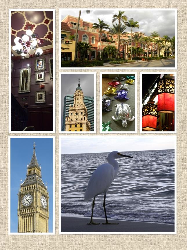 Collage Florida London