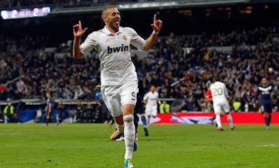 Real Madrid 3 - 2 Malaga (3)