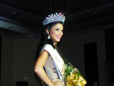 Miss Supranational Panama 2011  Lidia McNulty