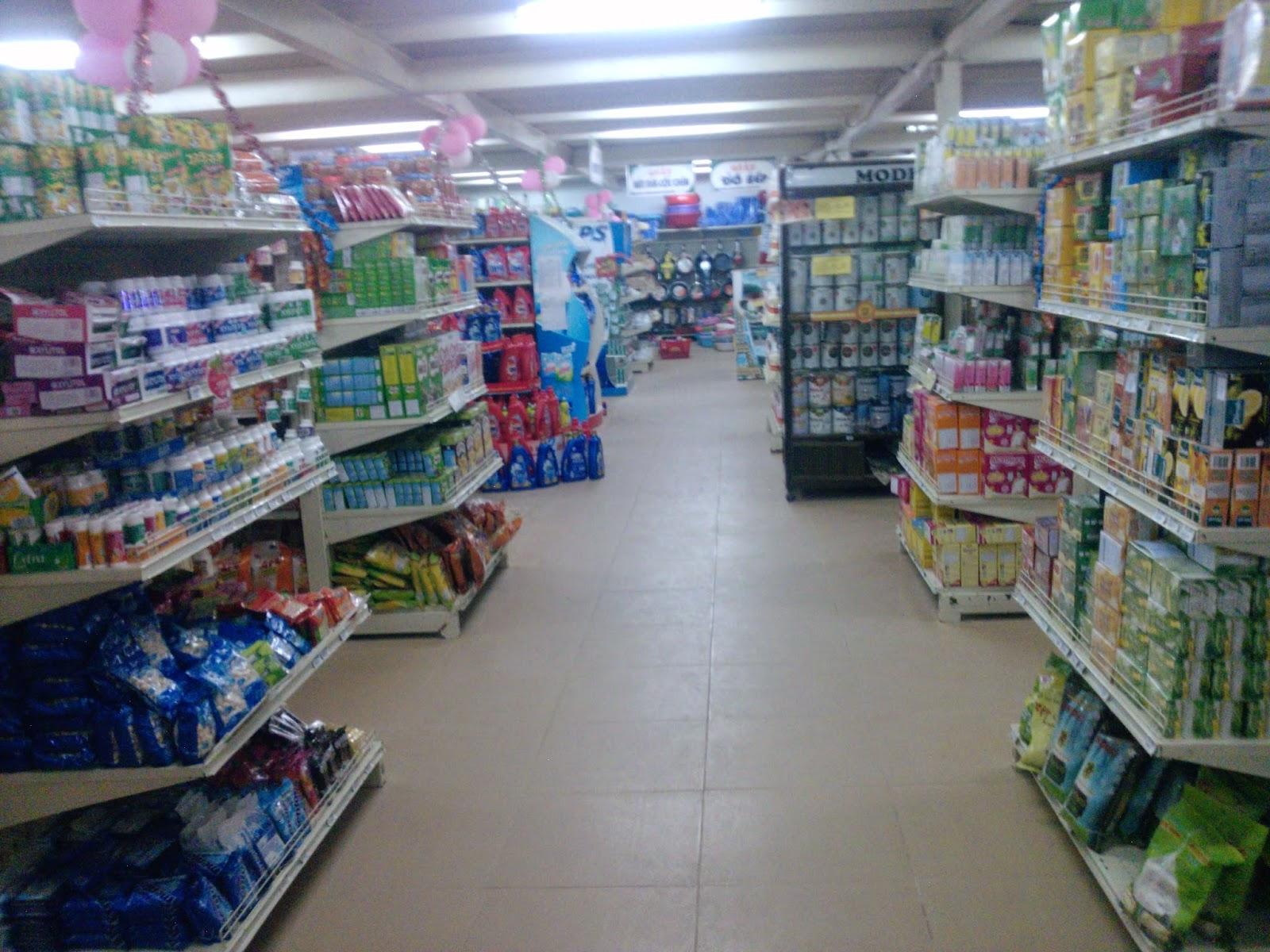 giá kệ bán hàng tại Hà Nội