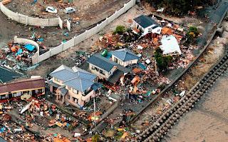Terremoto en Japon 8.9 Richter 11 Marzo 2011