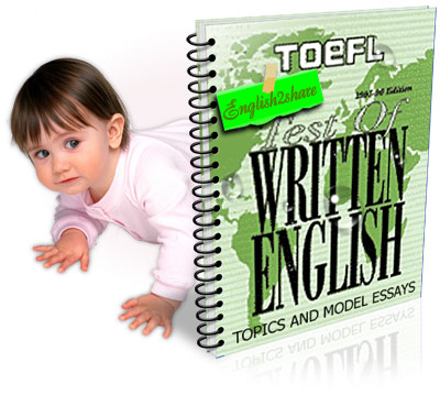 writing topics for toefl