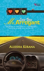 Ringkasan Novel Love You Mr Arrogant