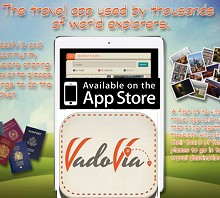 iOS App of the Month - Vadovia