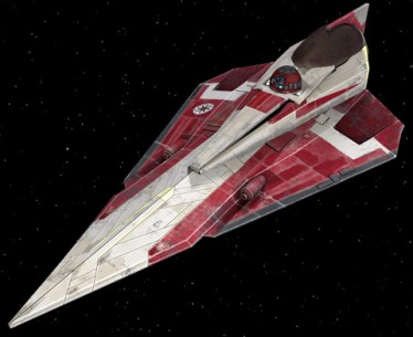 Elite Squadron Jedi Starfighter Comparisons