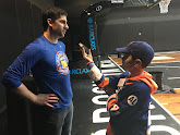 Interviewing John Tavares