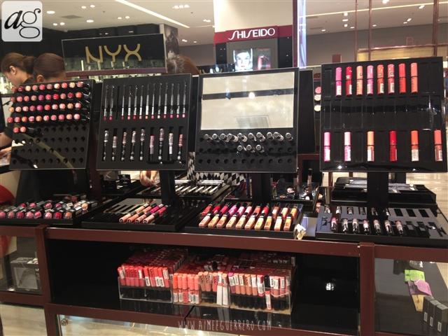 NYX Store SM Aura