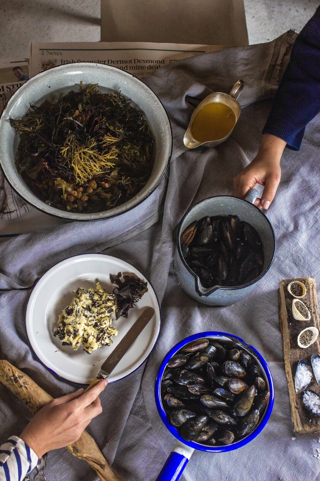 Lens and Larder Food Styling Photography Retreat
