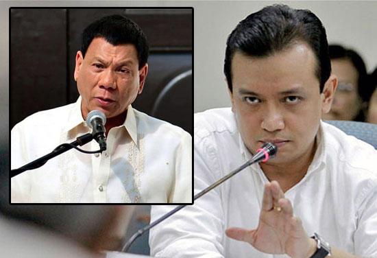 Senator Trillanes IV: Duterte worse than Jejomar Binay