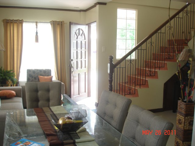 Home Interior Designs Of Royale 146 House Model Of Royal Residence Iloilo  By Pansol Realty And Development Corp.