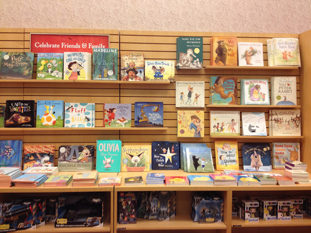 Picture book trends 2013