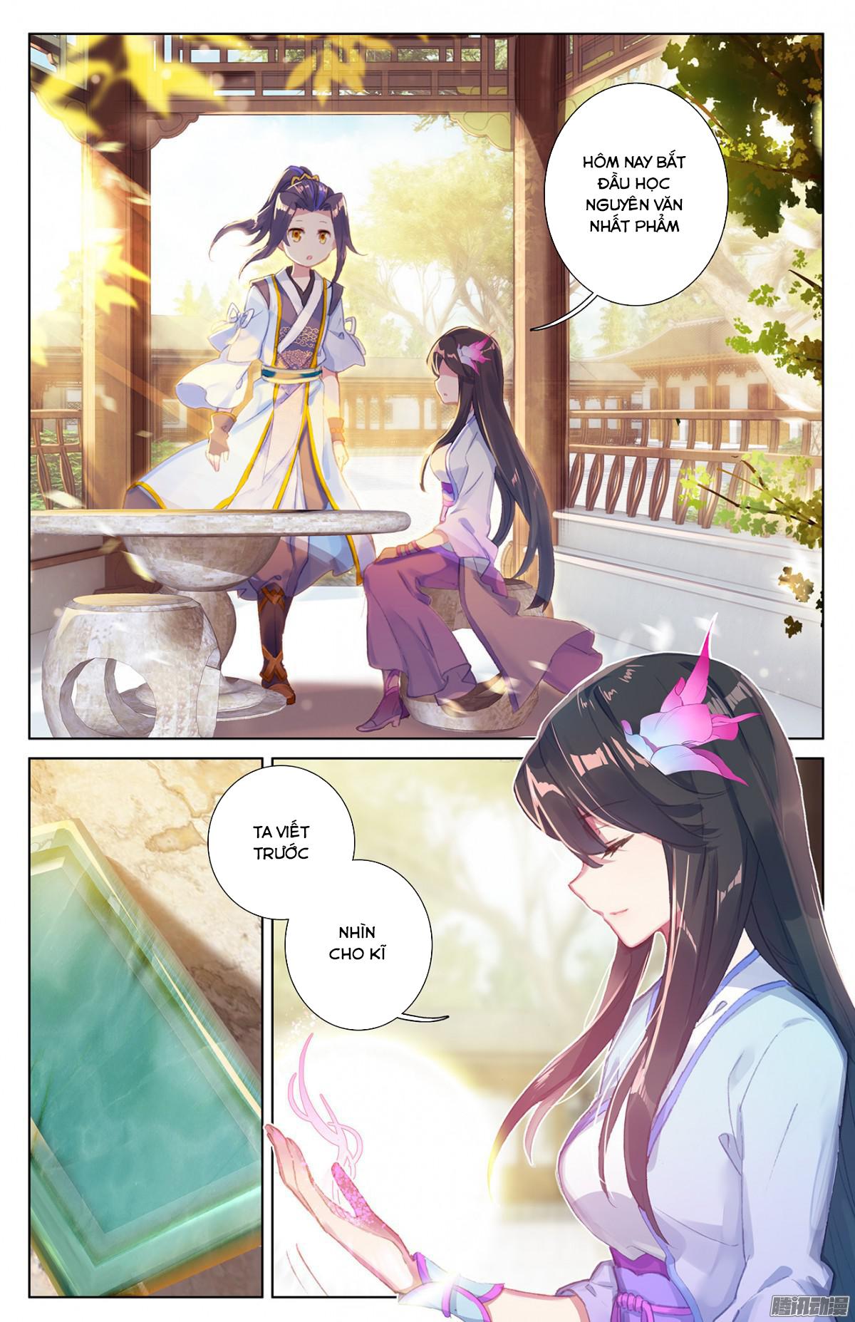 Nguyên Tôn Chapter 18 - Hamtruyen.vn