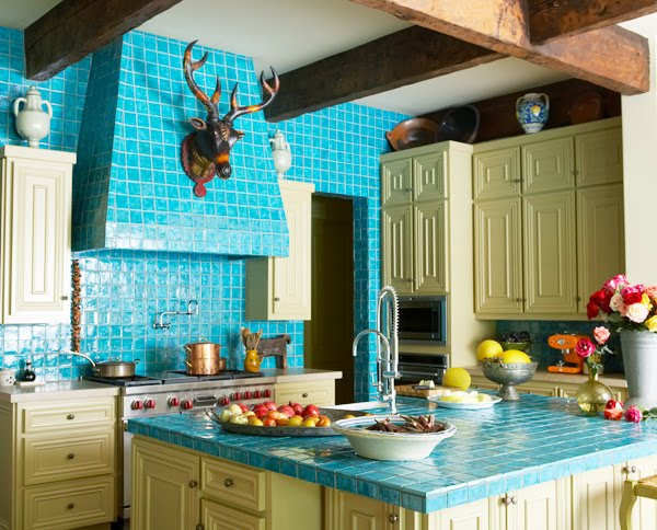 Lilium Designs Quirky Kitchen