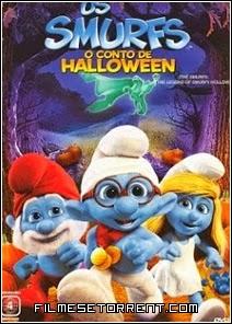 Os Smurfs O Conto de Halloween Dublado