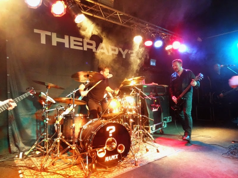 07.04.2015 Köln - Underground: Therapy?