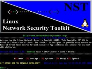 Free Download Network Security Toolkit (NST) تحميل برنامج حماية الشبكات