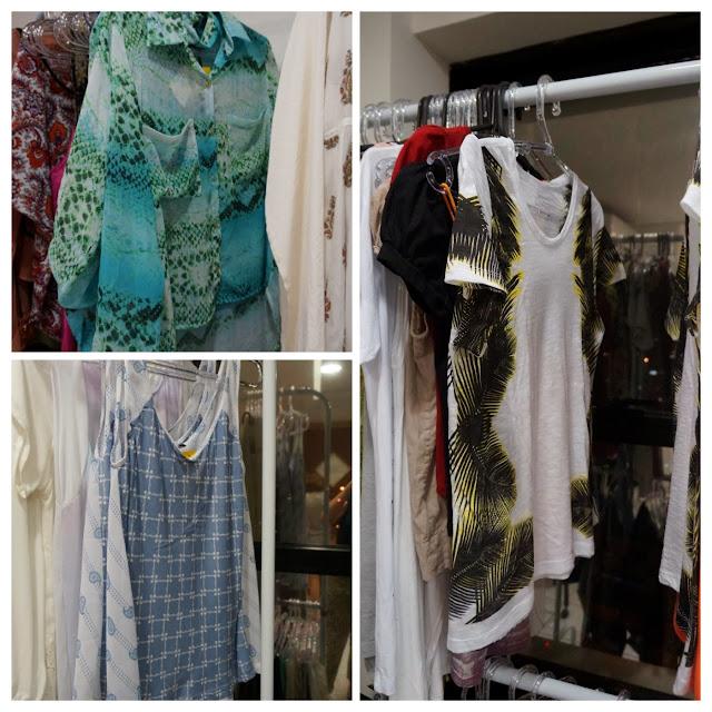 roupas e tendências para o versão - Outlet Intensité e Bazar Chic da Analu Villa - cidade de Santos