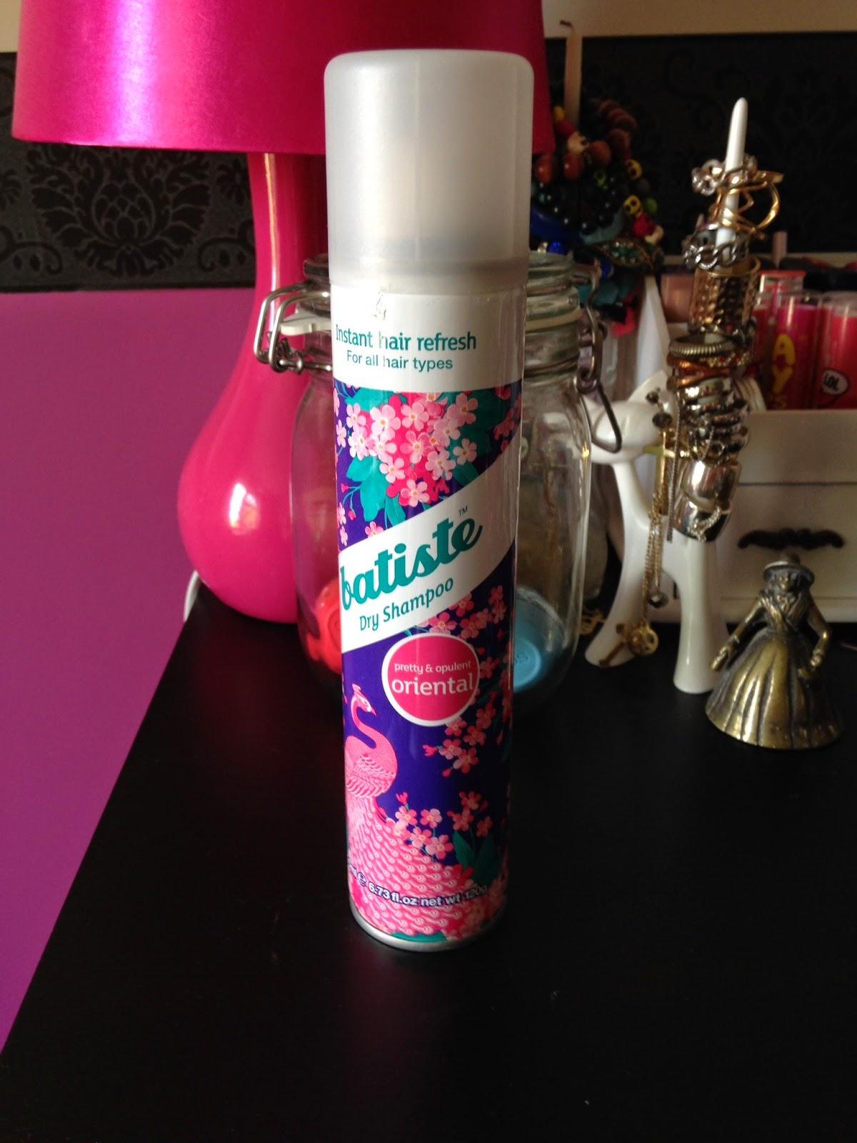 Batiste Dry Shampoo in Oriental