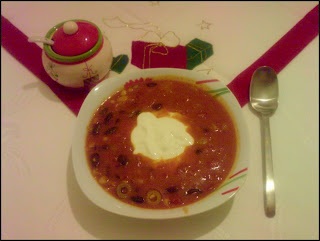 Zupa: trzy puszki ;)