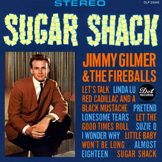 Jimmy Gilmer – Sugar Shack