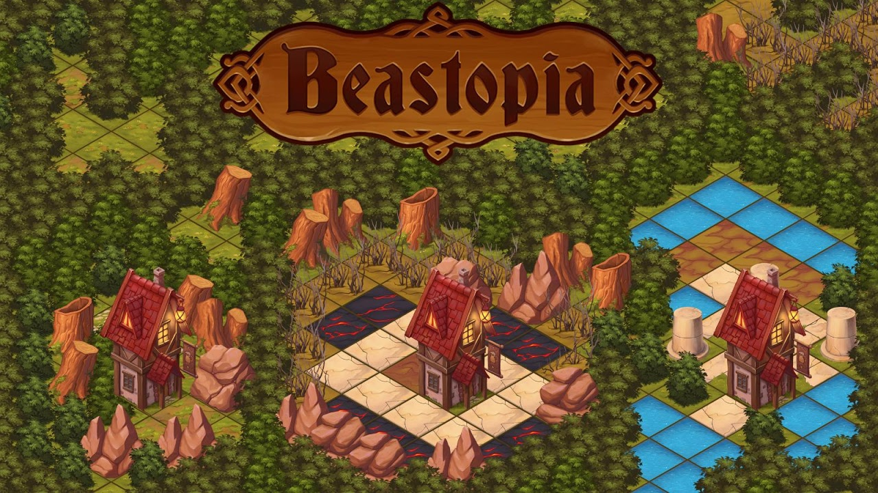 Beastopia Gameplay Android