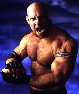 Bill Goldberg Tattoo Gallery - WWE Superstar Tattoo Pictures