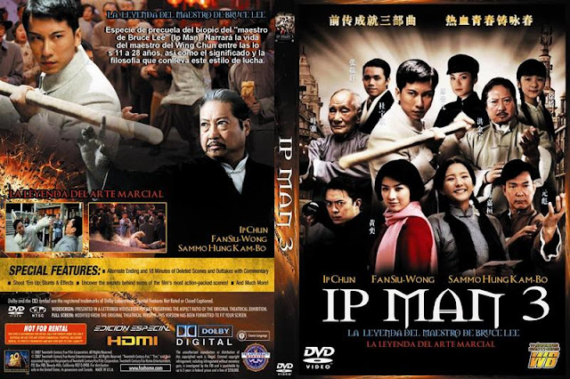 Trama del Film Ip Man 3 The Legend Is Born: