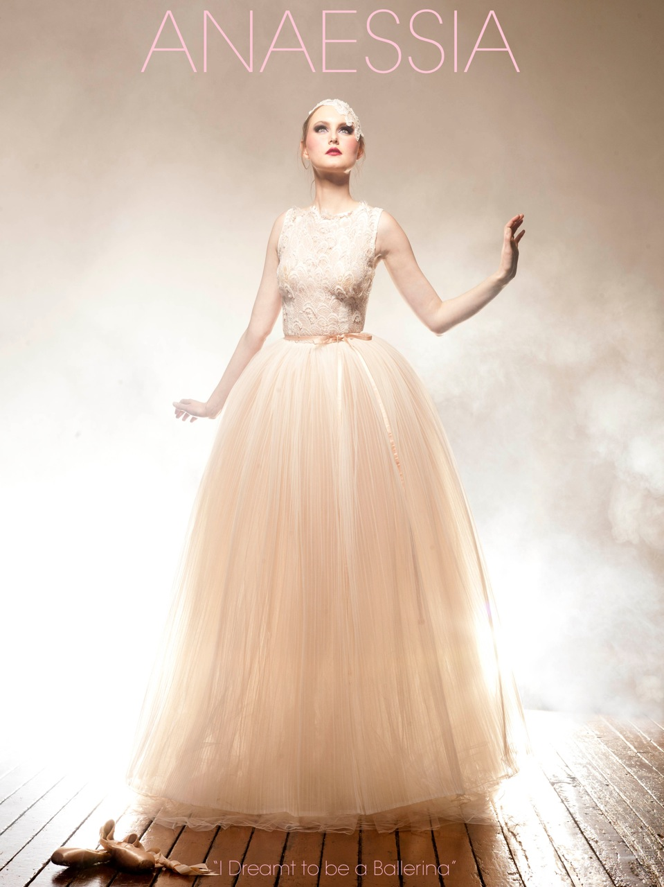 Vintage Wedding Dress Stores Sydney : Anaessia ivory snoflake ballerina short wedding dress