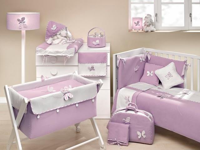 Culle per neonati arredare la cameretta del beb - Arredare camera neonato ...