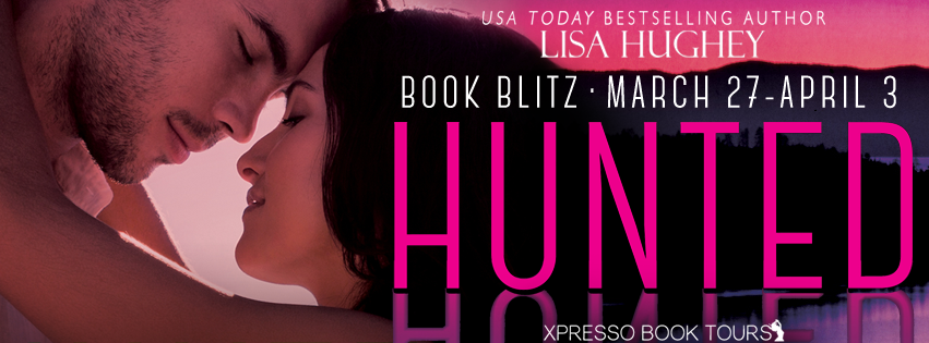 Hunted Book Blitz