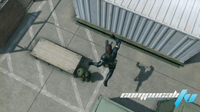 Metal Gear Solid V Ground Zeroes PC Full Español