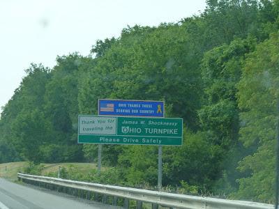 Ohio turnpikie