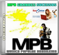 CD-MPB GRANDES SUCESSOS BY DJ HELDER ANGELO