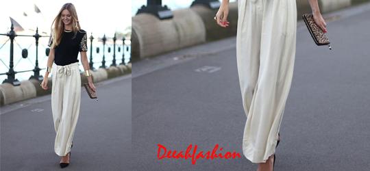 Trend Celana Panjang Longgar BaggyPants