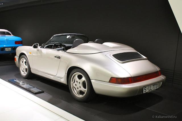 Porsche 911 Carrera 3.6 Speedster, 1993 г.