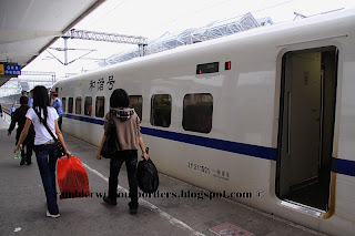 CRH, HSR, Bullet Train, High Speed Rail