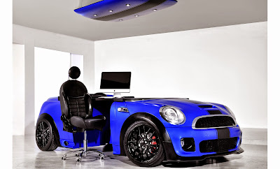 Mesa escritorio Mini Cooper Office