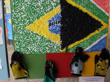 Um Brasil,,,,,Colorido por crianças..