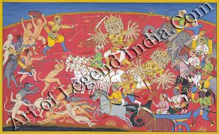 Ramayana War