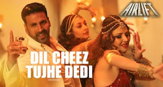 Dil Cheez Tujhe Dedi Lyrics, Video Song