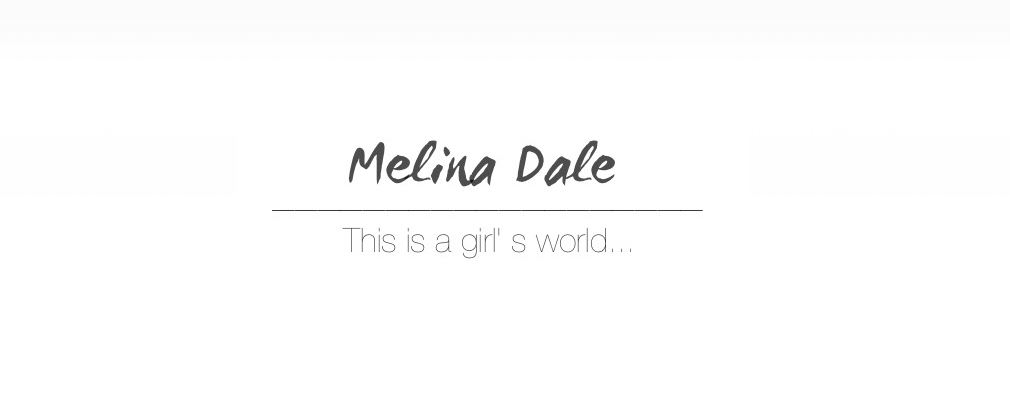 This is a girl' s world...
