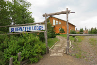 Blue water Lodge