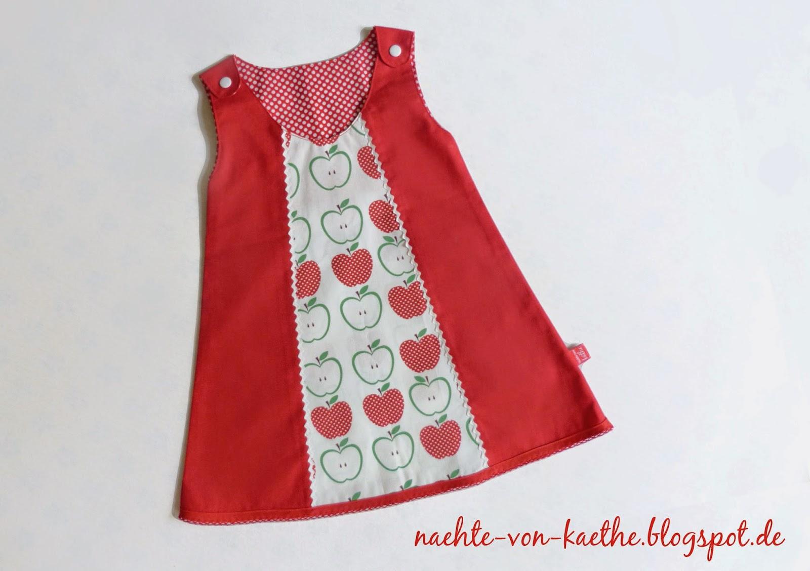 Kleidchen Selbermacher