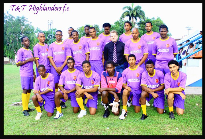 EAT SOCCER: T&T Highlanders FC Has 3 Keys to Successful Season