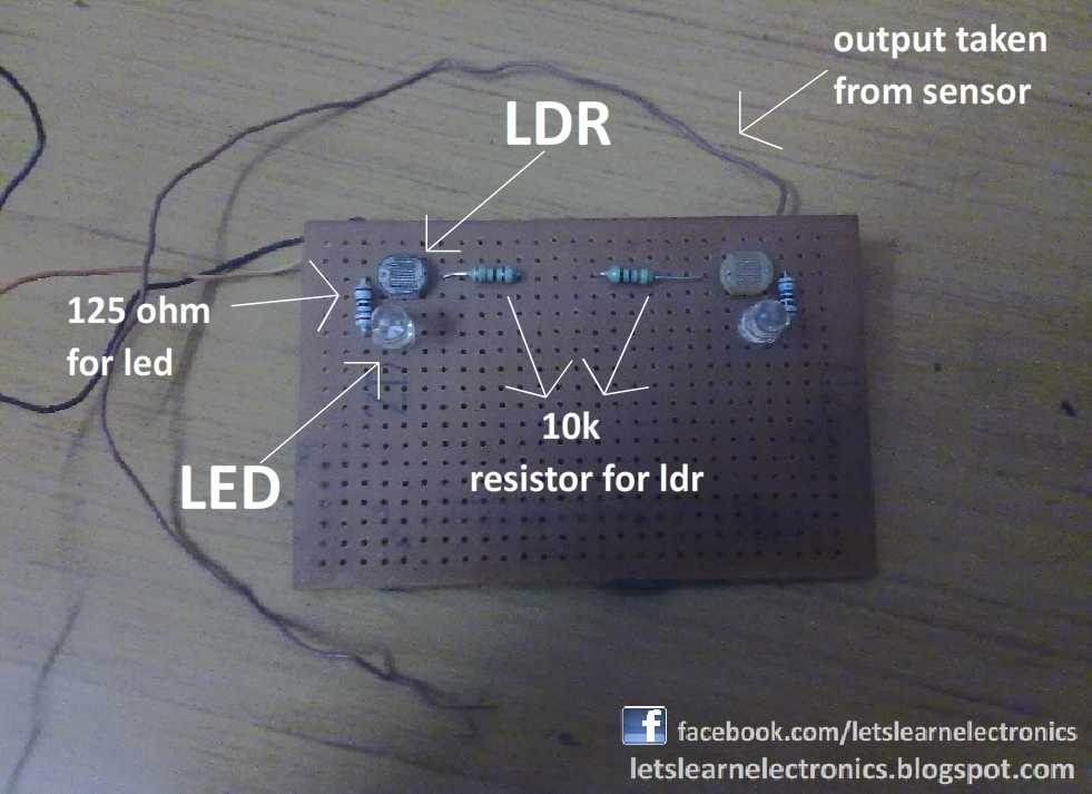 Calculating the value of resistor and testing a simple LED circuit ...
