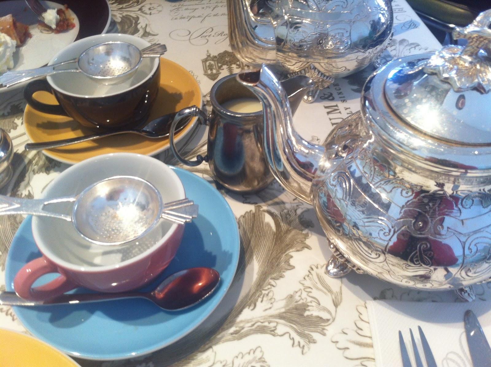 Gog Magog Cafe Breakfast