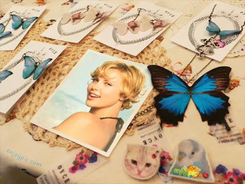 Montagem de fotos - Efeito fotos jogadas na mesa