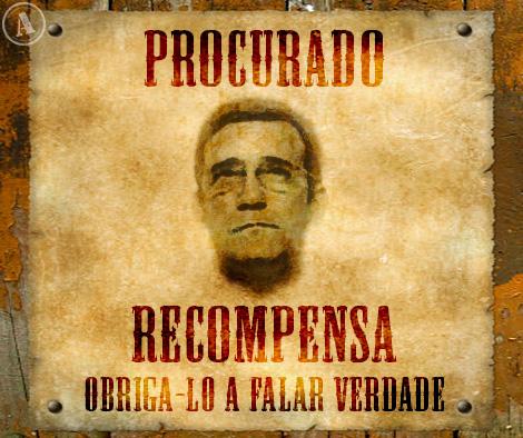 Passos Coelho - PROCURADO